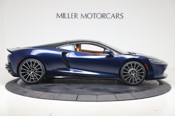 New 2020 McLaren GT Luxe for sale $244,675 at Maserati of Greenwich in Greenwich CT 06830 8