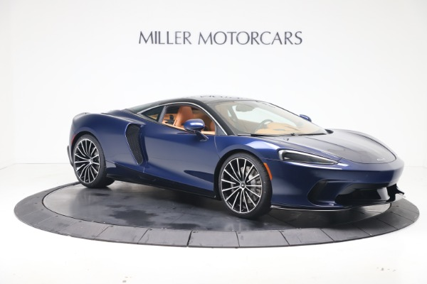 New 2020 McLaren GT Coupe for sale $244,675 at Maserati of Greenwich in Greenwich CT 06830 9