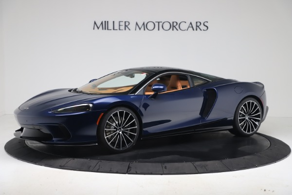 New 2020 McLaren GT Coupe for sale $244,675 at Maserati of Greenwich in Greenwich CT 06830 1