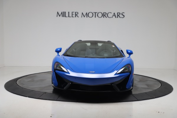 New 2020 McLaren 570S Spider Convertible for sale $236,270 at Maserati of Greenwich in Greenwich CT 06830 11