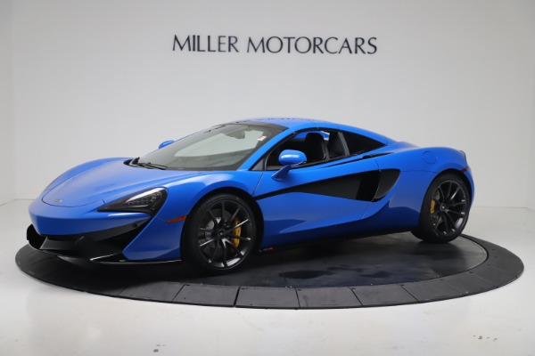 New 2020 McLaren 570S Spider Convertible for sale $236,270 at Maserati of Greenwich in Greenwich CT 06830 15