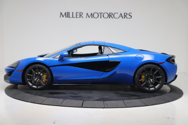New 2020 McLaren 570S Spider Convertible for sale $236,270 at Maserati of Greenwich in Greenwich CT 06830 16