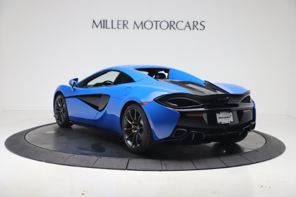 New 2020 McLaren 570S Spider Convertible for sale $236,270 at Maserati of Greenwich in Greenwich CT 06830 17