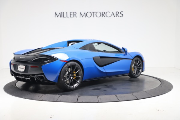New 2020 McLaren 570S Spider Convertible for sale $236,270 at Maserati of Greenwich in Greenwich CT 06830 19