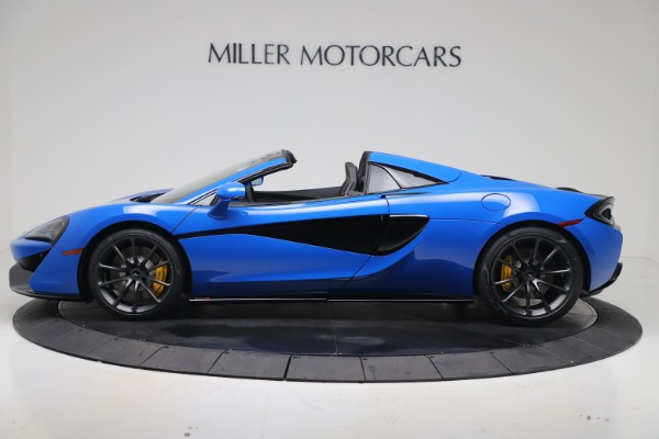 New 2020 McLaren 570S Spider Convertible for sale $236,270 at Maserati of Greenwich in Greenwich CT 06830 2