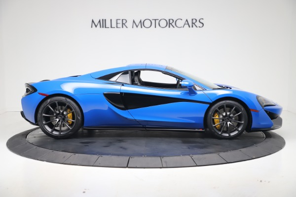 New 2020 McLaren 570S Spider Convertible for sale $236,270 at Maserati of Greenwich in Greenwich CT 06830 20