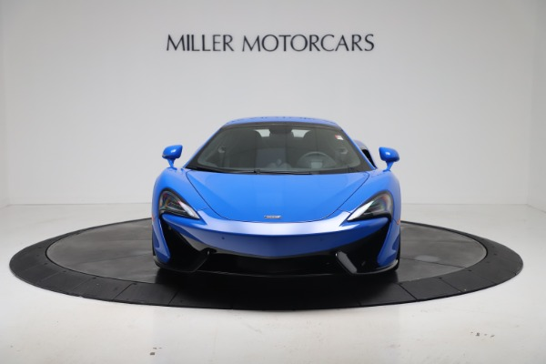 New 2020 McLaren 570S Spider Convertible for sale $236,270 at Maserati of Greenwich in Greenwich CT 06830 22