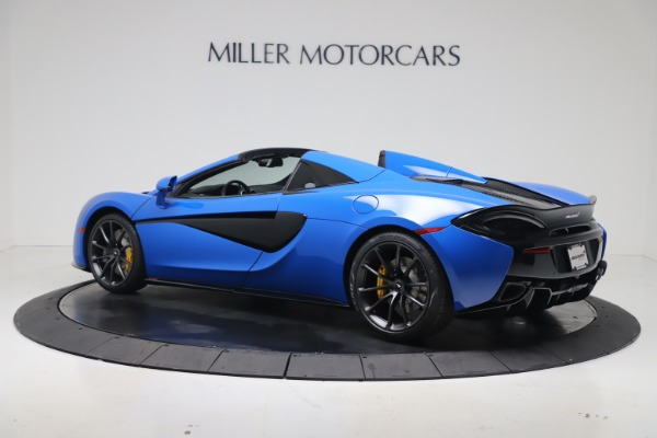 New 2020 McLaren 570S Spider Convertible for sale $236,270 at Maserati of Greenwich in Greenwich CT 06830 3