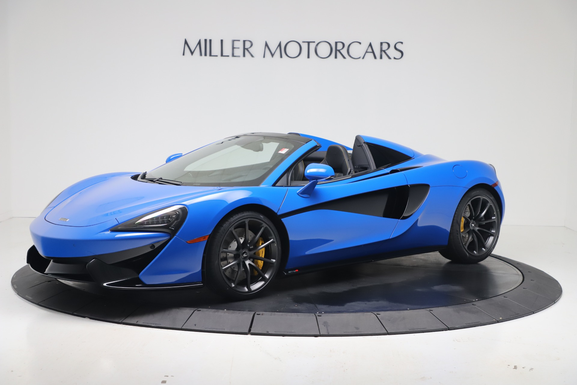 New 2020 McLaren 570S Spider Convertible for sale $236,270 at Maserati of Greenwich in Greenwich CT 06830 1