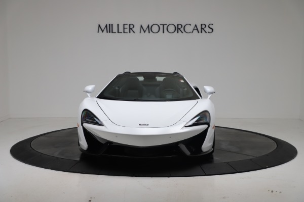 New 2020 McLaren 570S Spider Convertible for sale $231,150 at Maserati of Greenwich in Greenwich CT 06830 11