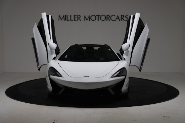 New 2020 McLaren 570S Spider Convertible for sale $231,150 at Maserati of Greenwich in Greenwich CT 06830 12