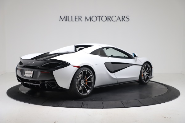 New 2020 McLaren 570S Spider Convertible for sale $231,150 at Maserati of Greenwich in Greenwich CT 06830 18