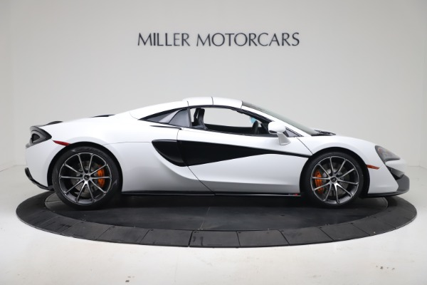 New 2020 McLaren 570S Spider Convertible for sale $231,150 at Maserati of Greenwich in Greenwich CT 06830 19