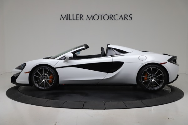 New 2020 McLaren 570S Spider Convertible for sale $231,150 at Maserati of Greenwich in Greenwich CT 06830 2