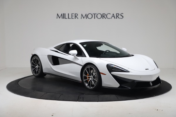 New 2020 McLaren 570S Spider Convertible for sale $231,150 at Maserati of Greenwich in Greenwich CT 06830 20