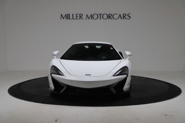New 2020 McLaren 570S Spider Convertible for sale $231,150 at Maserati of Greenwich in Greenwich CT 06830 21