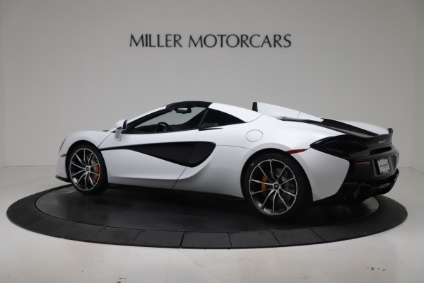 New 2020 McLaren 570S Spider Convertible for sale $231,150 at Maserati of Greenwich in Greenwich CT 06830 3