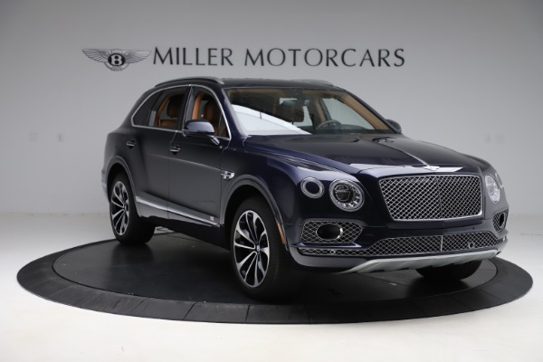 Used 2017 Bentley Bentayga W12 for sale $135,900 at Maserati of Greenwich in Greenwich CT 06830 11