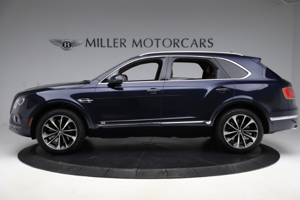 Used 2017 Bentley Bentayga W12 for sale $135,900 at Maserati of Greenwich in Greenwich CT 06830 3