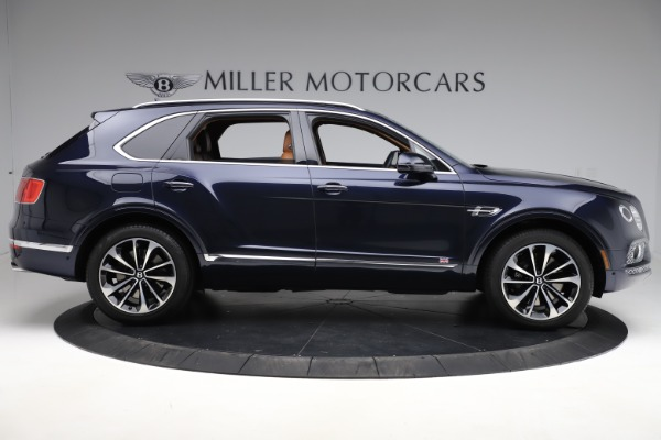 Used 2017 Bentley Bentayga W12 for sale $135,900 at Maserati of Greenwich in Greenwich CT 06830 9