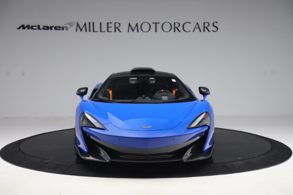 Used 2019 McLaren 600LT for sale $255,900 at Maserati of Greenwich in Greenwich CT 06830 12