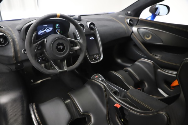 Used 2019 McLaren 600LT for sale $255,900 at Maserati of Greenwich in Greenwich CT 06830 13