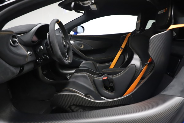 Used 2019 McLaren 600LT for sale $255,900 at Maserati of Greenwich in Greenwich CT 06830 14