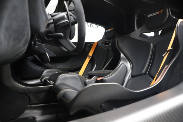 Used 2019 McLaren 600LT for sale $255,900 at Maserati of Greenwich in Greenwich CT 06830 15