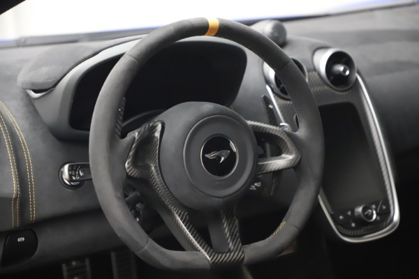 Used 2019 McLaren 600LT for sale $255,900 at Maserati of Greenwich in Greenwich CT 06830 16