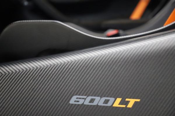 Used 2019 McLaren 600LT for sale $255,900 at Maserati of Greenwich in Greenwich CT 06830 18