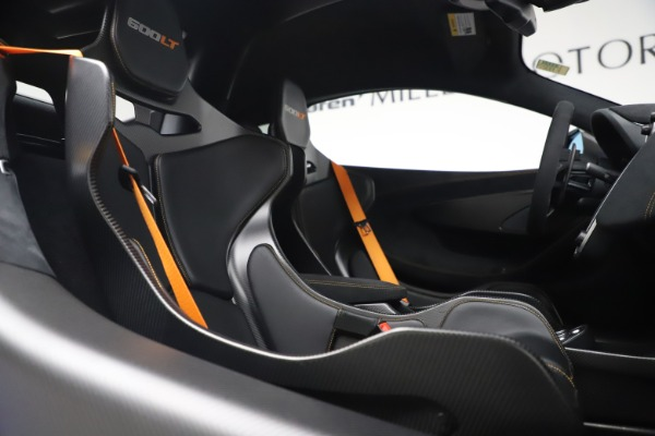 Used 2019 McLaren 600LT for sale $255,900 at Maserati of Greenwich in Greenwich CT 06830 21