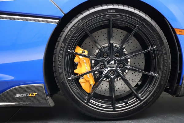 Used 2019 McLaren 600LT for sale $255,900 at Maserati of Greenwich in Greenwich CT 06830 24