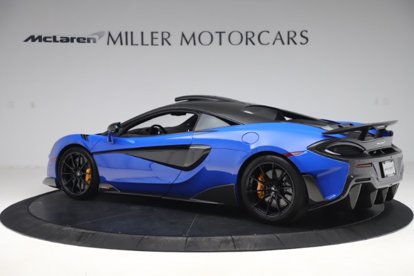 Used 2019 McLaren 600LT for sale $255,900 at Maserati of Greenwich in Greenwich CT 06830 4