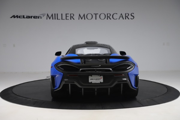 Used 2019 McLaren 600LT for sale $255,900 at Maserati of Greenwich in Greenwich CT 06830 6