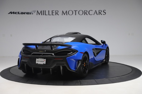 Used 2019 McLaren 600LT for sale $255,900 at Maserati of Greenwich in Greenwich CT 06830 7