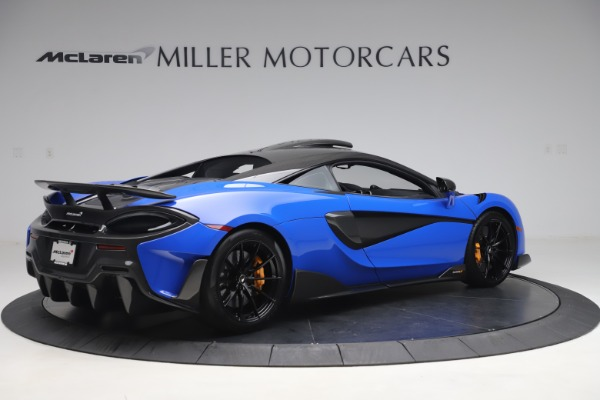 Used 2019 McLaren 600LT for sale $255,900 at Maserati of Greenwich in Greenwich CT 06830 8