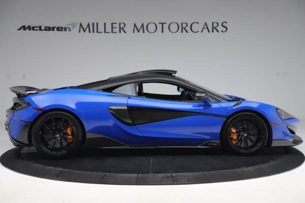 Used 2019 McLaren 600LT for sale $255,900 at Maserati of Greenwich in Greenwich CT 06830 9