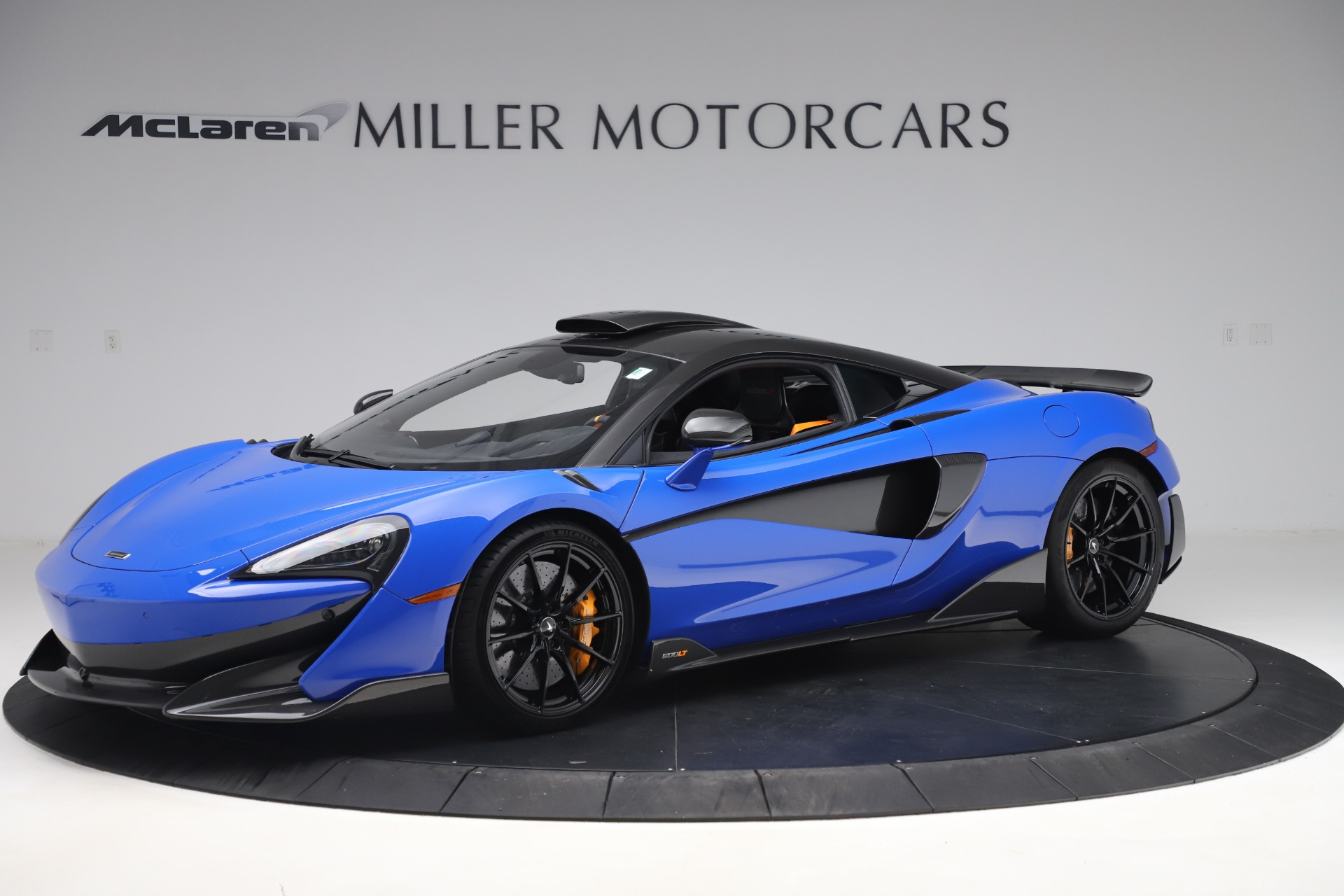 Used 2019 McLaren 600LT for sale $255,900 at Maserati of Greenwich in Greenwich CT 06830 1