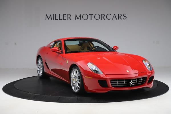 Used 2008 Ferrari 599 GTB Fiorano for sale $159,900 at Maserati of Greenwich in Greenwich CT 06830 10