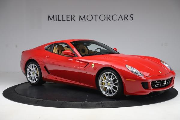 Used 2008 Ferrari 599 GTB Fiorano for sale $159,900 at Maserati of Greenwich in Greenwich CT 06830 11