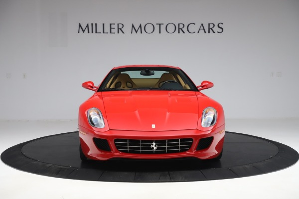 Used 2008 Ferrari 599 GTB Fiorano for sale $159,900 at Maserati of Greenwich in Greenwich CT 06830 12