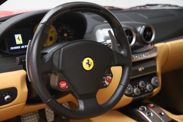 Used 2008 Ferrari 599 GTB Fiorano for sale $159,900 at Maserati of Greenwich in Greenwich CT 06830 16