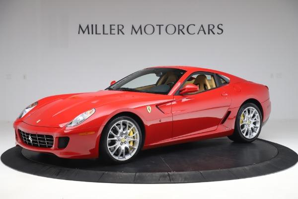 Used 2008 Ferrari 599 GTB Fiorano for sale $159,900 at Maserati of Greenwich in Greenwich CT 06830 2