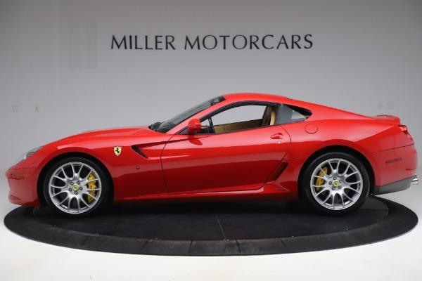 Used 2008 Ferrari 599 GTB Fiorano for sale $159,900 at Maserati of Greenwich in Greenwich CT 06830 3
