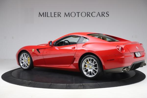 Used 2008 Ferrari 599 GTB Fiorano for sale $159,900 at Maserati of Greenwich in Greenwich CT 06830 4