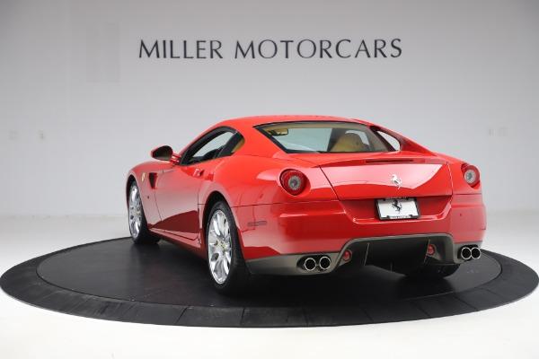 Used 2008 Ferrari 599 GTB Fiorano for sale $159,900 at Maserati of Greenwich in Greenwich CT 06830 5