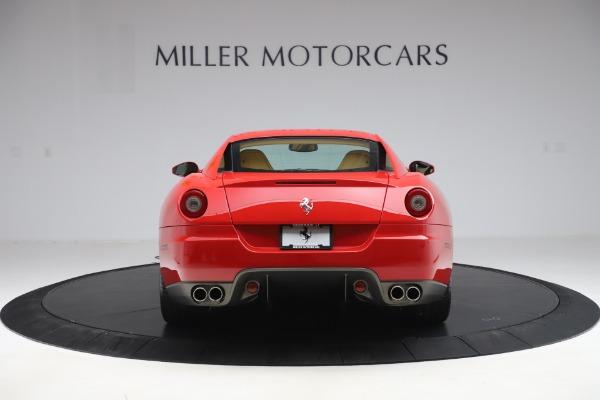 Used 2008 Ferrari 599 GTB Fiorano for sale $159,900 at Maserati of Greenwich in Greenwich CT 06830 6