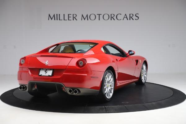 Used 2008 Ferrari 599 GTB Fiorano for sale $159,900 at Maserati of Greenwich in Greenwich CT 06830 7