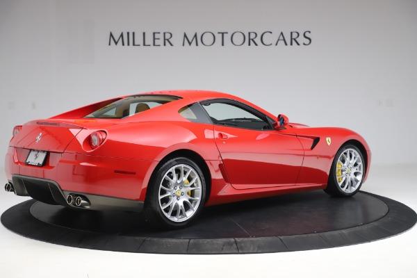 Used 2008 Ferrari 599 GTB Fiorano for sale $159,900 at Maserati of Greenwich in Greenwich CT 06830 8