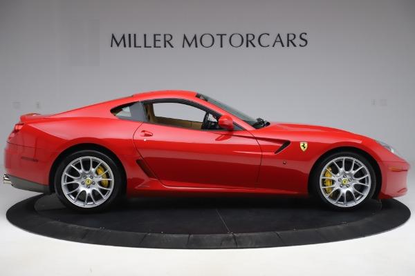 Used 2008 Ferrari 599 GTB Fiorano for sale $159,900 at Maserati of Greenwich in Greenwich CT 06830 9